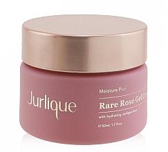 Parfumuri și produse cosmetice Gel hidratant pentru față - Jurlique Moisture Plus Rare Rose Gel Cream