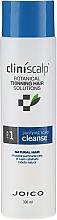 Parfumuri și produse cosmetice Șampon împotriva cheliei, păr natural - Joico Cliniscalp Purifying Scalp Cleanse For Natural Hair
