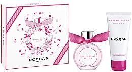 Parfumuri și produse cosmetice Rochas Mademoiselle Rochas Eau de Toilette - Set (edt/50ml + b/lot/100ml)
