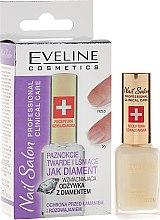 Parfumuri și produse cosmetice Întăritor pentru unghii - Eveline Cosmetics Nail Therapy Professional