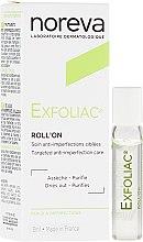 Parfumuri și produse cosmetice Gel pentru față - Noreva Laboratoires Exfoliac Roll-On Anti-Imperfections