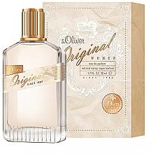 Parfumuri și produse cosmetice S. Oliver Original Women - Apă de parfum