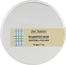Parfumuri și produse cosmetice Твердый шампунь для мужчин - Stara Mydlarnia Scottish Shampoo Bar for Men