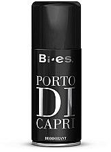 Parfumuri și produse cosmetice Deodorant spray - Bi-es Porto Di Capri