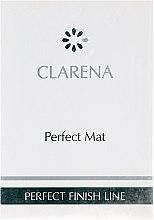 Parfumuri și produse cosmetice Șervetele matifiante pentru față - Clarena Perfect Mat Mattifying Tissues