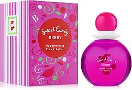 Parfumuri și produse cosmetice Jean Mark Sweet Candy Berry - Apă de toaletă