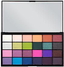 Parfumuri și produse cosmetice Paleta fard de ochi - Makeup Revolution Life On The Dancefloor Sparklers Eyeshadow Palette