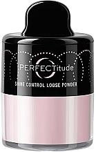 Parfumuri și produse cosmetice Pudră pentru față - L.O.V Perfectitude Shine Control Loose Powder
