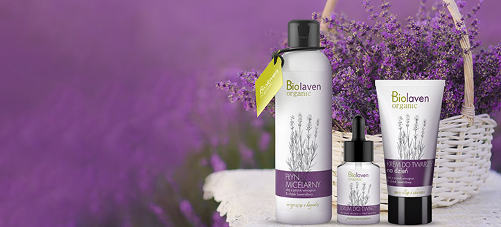 La achiziționarea produselor Biolaven începând cu suma de 306 MDL, primești cadou o apă micelară