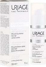 Parfumuri și produse cosmetice Emulsie pentru față - Uriage Depiderm Anti-Brown Spot Fluid SPF15