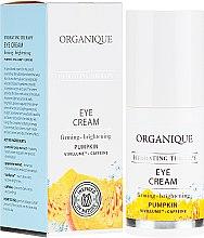 Parfumuri și produse cosmetice Cremă multifuncțională pentru zona ochilor - Organique Hydrating Therapy Eye Cream