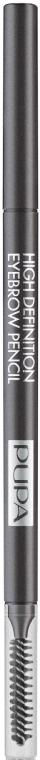 Creion pentru sprâncene - Pupa High Definition Eyebrow Pencil