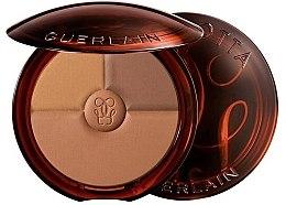 Parfumuri și produse cosmetice Pudră-bronzer - Guerlain Terracotta Sun Trio Powder