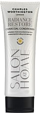 "Parfumuri și produse cosmetice Balsam de păr ""Cărbune"" - Charles Worthington Radiance Restore Charcoal Conditioner"