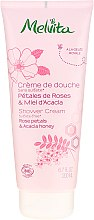 Parfumuri și produse cosmetice Gel de duș - Melvita Body Care Shower Rose & Acacia Honey