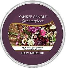Parfumuri și produse cosmetice Ceară aromată - Yankee Candle Moonlit Blossoms Scenterpiece Melt Cup