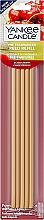 Parfumuri și produse cosmetice Bețișoare aromatice - Yankee Candle Black Cherry Pre-Fragranced Reed Refill