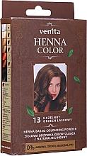 Parfumuri și produse cosmetice Balsam de păr, cu extract de Henna în plicuri - Venita Henna Color