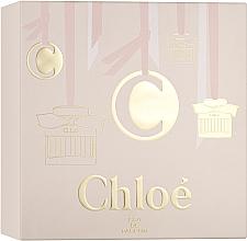 Parfumuri și produse cosmetice Chloe Signature - Set (edp/75ml + b/lot/100ml + edp/mini/5ml)