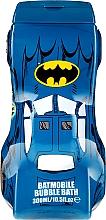 "Parfumuri și produse cosmetice Gel de duș ""Batmobile"" - Disney 3D Batmobile Bubble Bath"