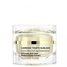 Parfumuri și produse cosmetice Cremă de față pentru elasticitate - Qiriness Caresse Temps Sublime
