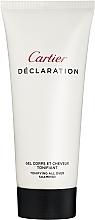 Parfumuri și produse cosmetice Cartier Declaration - Gel de duș