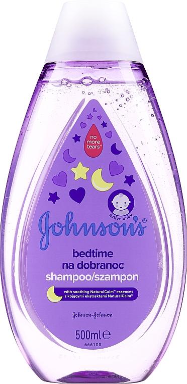 """Детский шампунь """"Перед сном"""" с экстрактом лаванды - Johnson's Baby"""