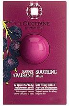 Parfumuri și produse cosmetice Mască de față - L'Occitane Soothing Mask (mostră)