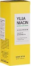 Parfumuri și produse cosmetice Ser uniformizarea tonului pielii - Some By Mi Yuja Niacin Blemish Care Serum