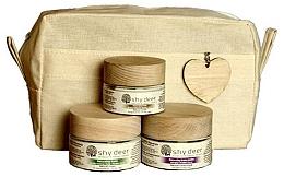 Parfumuri și produse cosmetice Set - Shy Deer Set (cr/50ml + mask/50ml + eye/cr/30ml)