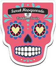 Parfumuri și produse cosmetice Mască de țesut pentru față - Dr Mola Sweet Masquarade Red&Pink Fruits mask