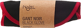Parfumuri și produse cosmetice Burete de baie - Najel Black Kassa