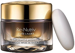 Parfumuri și produse cosmetice Preț redus! Mască de față - Estee Lauder Re-Nutriv Ultimate Diamond Transformative Massage Mask *