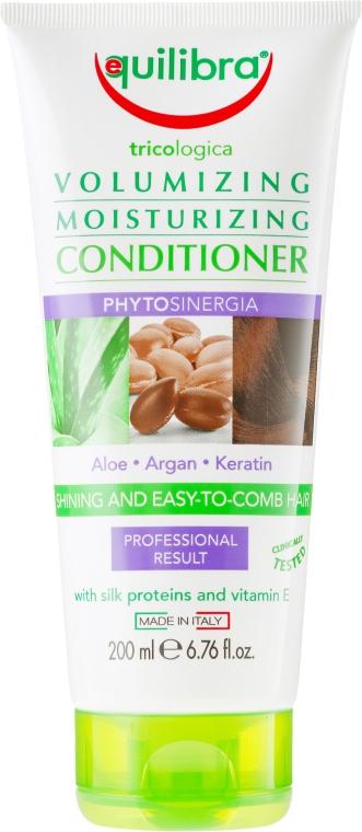 Balsam hidratant pentru păr - Equilibra Tricologica Volumizing Moisturizing Conditioner