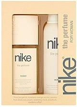 Parfumuri și produse cosmetice Nike The Perfume Woman - Set (deo/200ml + deo/spray/75ml)