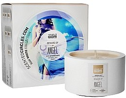 Parfumuri și produse cosmetice Lumânare parfumată - House of Glam Beware of Angel Candle