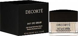 Parfumuri și produse cosmetice Cremă pentru zona ochilor - Cosme Decorte Vi-Fusion 24/7 Eye Cream