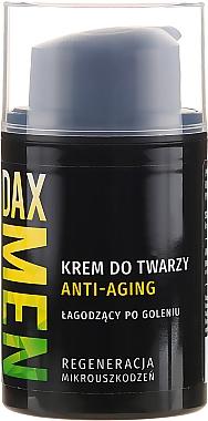 Увлажняющий крем против морщин для мужчин - DAX Men — фото N2