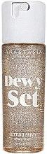 Parfumuri și produse cosmetice Spray-fixator pentru machiaj - Anastasia Beverly Hills Dewy Set Setting Spray
