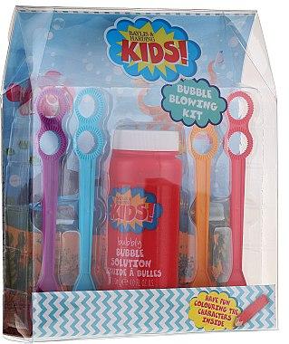 Spumă de baie - Baylis & Harding Kids Bubble Blowing Kit — Imagine N1
