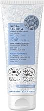 Parfumuri și produse cosmetice Peeling facial - Natura Siberica Organic Certified Black Purifying Peel