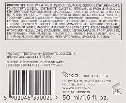 Cremă nutritivă pentru piele uscată și sensibilă - Dermika Meritum Cream — Imagine N3