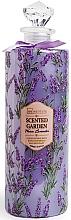 Parfumuri și produse cosmetice Spumă de baie - IDC Institute Scented Garden Luxury Bubble Bath Warm Lavender