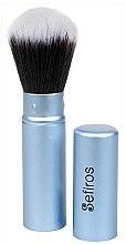 Parfumuri și produse cosmetice Pensulă machiaj - Sefiros Retractable Brush Pastell