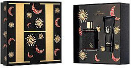 Parfumuri și produse cosmetice Carolina Herrera CH Men - Set (edt/100ml + a/sh/balm/100ml)