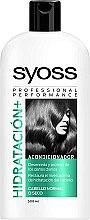 Parfumuri și produse cosmetice Balsam pentru păr uscat și normal - Syoss Hidratacion + Conditioner