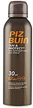 Parfumuri și produse cosmetice Spray cu protecție solară pentru bronz frumos - Piz Buin Tan&Protect Tan Intensifying Sun Spray SPF30