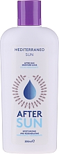 Parfumuri și produse cosmetice Loțiune după plajă - Mediterraneo Sun Moisturising Aftersun