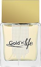 Parfumuri și produse cosmetice Vittorio Bellucci Gold'n'Life - Apă de parfum
