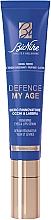 Parfumuri și produse cosmetice Ser pentru ochi și buze - BioNike Defence My Age Renewing Eye & Lip Serum